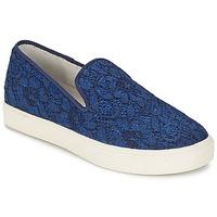 Cipők Női Belebújós cipők Ash ILLUSION Kék