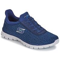 Cipők Női Fitnesz Skechers EZ FLEX 3.0 Sötétkék