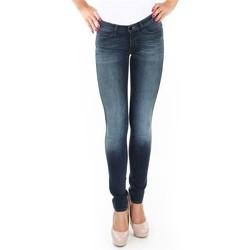 Ruhák Női Skinny farmerek Wrangler Spodnie  Corynn W25FU453J niebieski