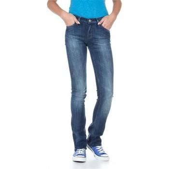 Ruhák Női Slim farmerek Lee Bonnie L302ALFR niebieski