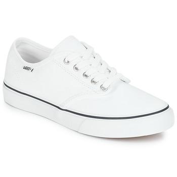 Cipők Női Rövid szárú edzőcipők Vans WN CAMDEN 1 Fehér