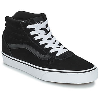 Cipők Gyerek Rövid szárú edzőcipők Vans VWM WARD HI Fekete