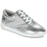 Cipők Női Rövid szárú edzőcipők MICHAEL Michael Kors ADDIE LACE UP Ezüst
