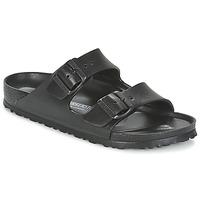 Cipők Női Papucsok Birkenstock ARIZONA EVA Fekete