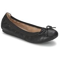 Cipők Női Balerina cipők / babák Moony Mood BOLALA Fekete