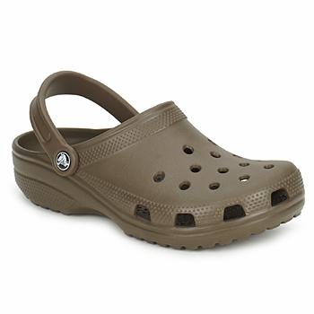 Shoes Klumpák Crocs CLASSIC CAYMAN Csokoládé