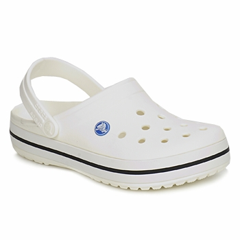 Shoes Klumpák Crocs CROCBAND Fehér