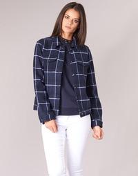 Ruhák Női Kabátok / Blézerek Maison Scotch VELERIANS Tengerész