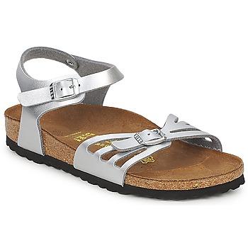 Cipők Női Szandálok / Saruk Birkenstock BALI Ezüst