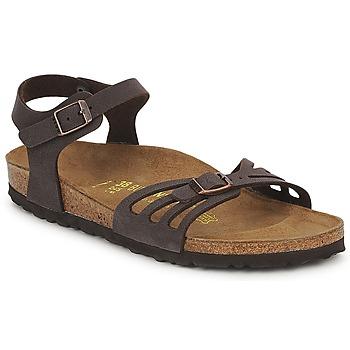 Cipők Női Szandálok / Saruk Birkenstock BALI Barna