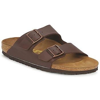 Cipők Papucsok Birkenstock ARIZONA Barna