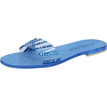 Cipők Női Szandálok / Saruk Eddy Daniele AW491 Kék