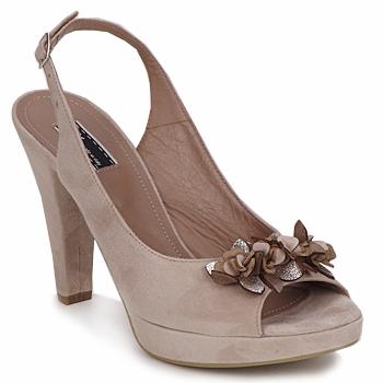 Cipők Női Szandálok / Saruk Vic CALIPSO DRAL Bézs