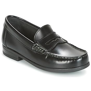 Cipők Gyerek Mokkaszínek Start Rite PENNY 2 Fekete