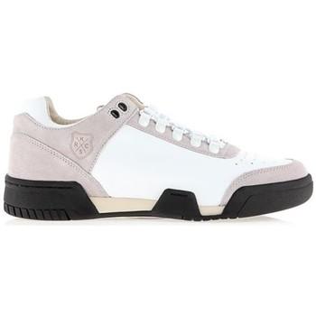 Cipők Férfi Rövid szárú edzőcipők K-Swiss Gstaad Neu Lux 03766-128 biały