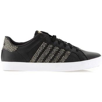 Cipők Női Rövid szárú edzőcipők K-Swiss Women's Belmont So Snake 93736-049-M czarny