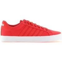 Cipők Női Rövid szárú edzőcipők K-Swiss Women's Belmont SO T Sherbet 93739-645-M czerwony