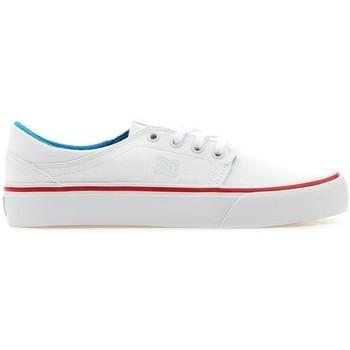 Cipők Női Rövid szárú edzőcipők DC Shoes DC Trease TX ADJS300078-WUR biały