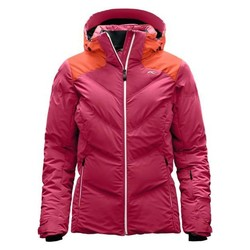 Ruhák Női Steppelt kabátok Kjus Kurtka  Ladies Snow Down LS15-709 30518 różowy