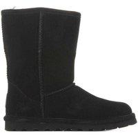 Cipők Női Hótaposók Bearpaw Elle Short 1962W-011 Black II czarny