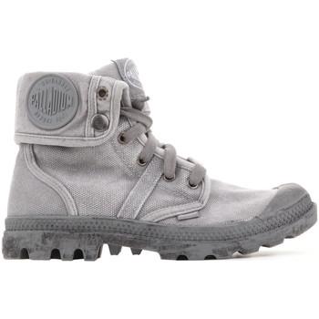 Cipők Női Magas szárú edzőcipők Palladium US Baggy W 92478-066-M szary