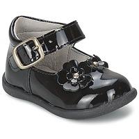 Shoes Lány Balerina cipők / babák Citrouille et Compagnie ASKO Fekete
