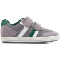 Cipők Gyerek Szandálok / Saruk Geox J Vita B J82A4B 01422 C0875 szary, zielony, biały