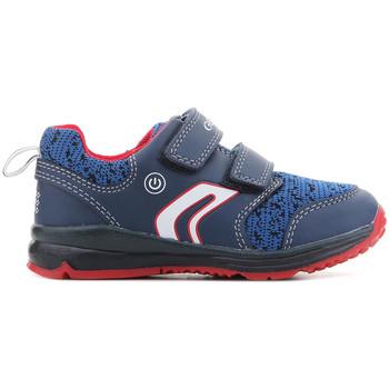 Cipők Fiú Rövid szárú edzőcipők Geox B Todo B.C B8284C 011BC C0735 granatowy