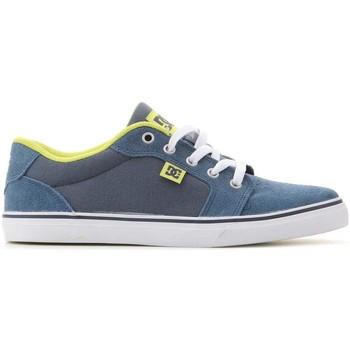 Cipők Fiú Rövid szárú edzőcipők DC Shoes DC Anvil ADBS300063-NVY granatowy