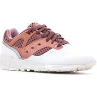 Cipők Férfi Rövid szárú edzőcipők Saucony Grid S70388-3 Wielokolorowy