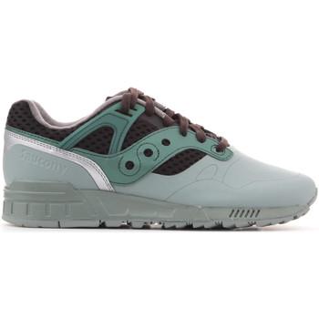 Cipők Férfi Rövid szárú edzőcipők Saucony Grid S70388-2 zielony