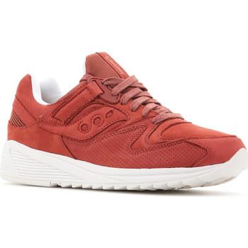 Cipők Férfi Rövid szárú edzőcipők Saucony Grid 8500 HT S70390-1 czerwony