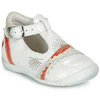 Cipők Lány Balerina cipők  GBB MARINA Vvn / GyÖngyhÁz-korall / Dpf / Kezia
