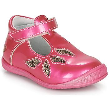Cipők Lány Szandálok / Saruk GBB MARGOT Rózsaszín