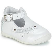 Cipők Lány Rövid szárú edzőcipők GBB PASCALE Vte / Fehér / Dpf / Kezia