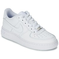 Cipők Gyerek Rövid szárú edzőcipők Nike AIR FORCE 1 Fehér