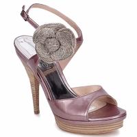 Cipők Női Szandálok / Saruk Fericelli MINKA Festék / Púder