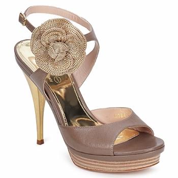Cipők Női Szandálok / Saruk Fericelli MINKA Bőrszínű / Gerlice