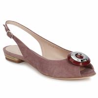 Cipők Női Szandálok / Saruk Fericelli PITOUCLI Zerge / Mályva