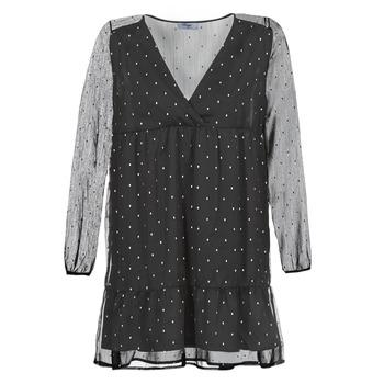Ruhák Női Rövid ruhák Betty London JASECLU Fekete