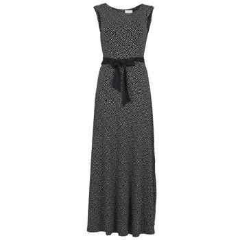 Ruhák Női Hosszú ruhák Alba Moda HEIDA Fekete
