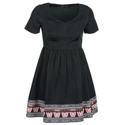Ruhák Női Rövid ruhák Eleven Paris NANA Fekete