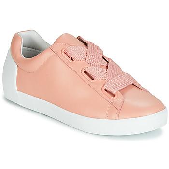 Cipők Női Rövid szárú edzőcipők Ash NINA Bőrszínű