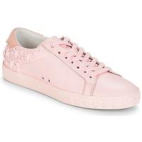Cipők Női Rövid szárú edzőcipők Ash DAZED Rózsaszín