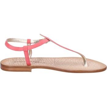 Cipők Női Szandálok / Saruk Eddy Daniele AX914 Rózsaszín