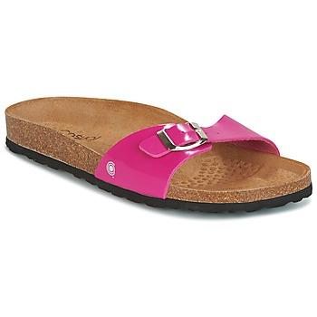 Cipők Női Papucsok Casual Attitude CHASTO Fukszia / Szén