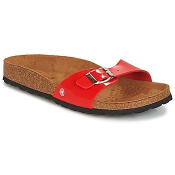 Shoes Női Papucsok Casual Attitude CHASTO Piros / Szén