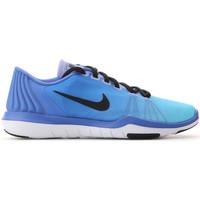 Cipők Női Fitnesz Nike Buty  Flex Supreme 898472 400 niebieski