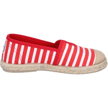 Cipők Fiú Gyékény talpú cipők Cienta Espadrilles BX287 Piros