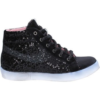 Cipők Női Magas szárú edzőcipők Fiori Di Picche BX345 Fekete
